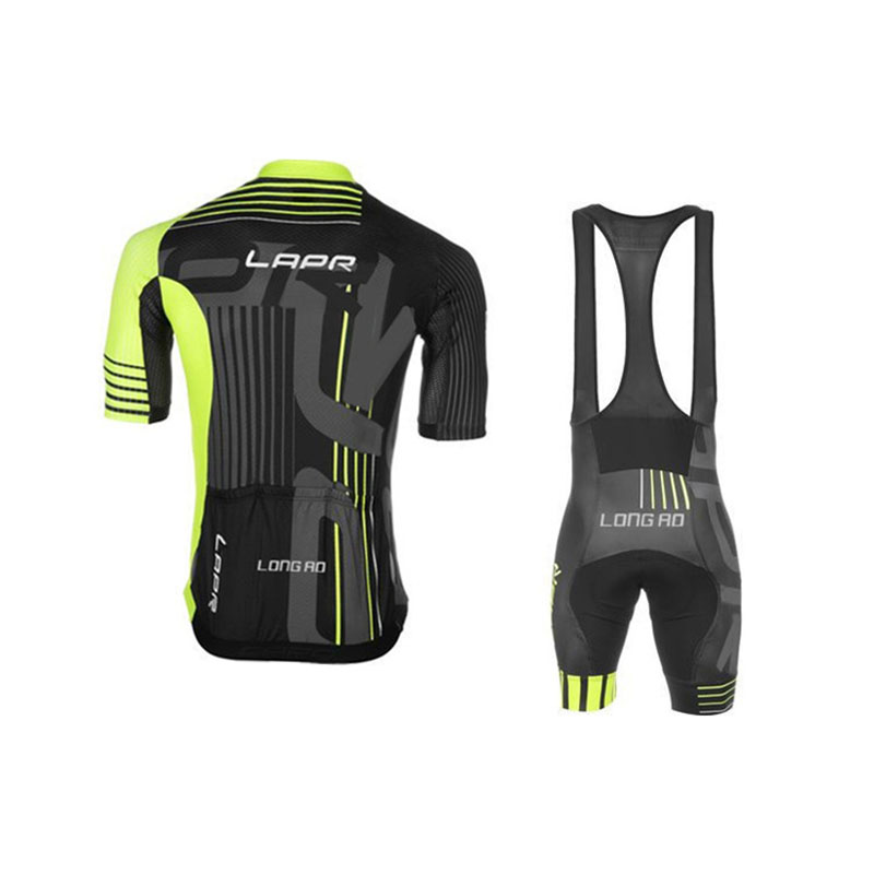 Cycling Jersey Bike Bicycle Clothing and Bib Short Set M 2XL 1*Top+1*Jumpsuit US