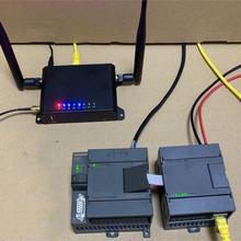 Удаленный шлюз Ethernet модуль WiFi 4G маршрутизатор для HMI PLC Siemens логотип! S7-200 S7-300 смарт-S7-1200/1500 Mitsubishi Delta Xinje
