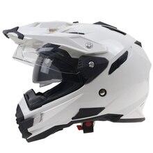 Мужские мотоциклетные шлемы для квадроциклов Motocorss Racing Casco Capacetes Moto внедорожные шлемы