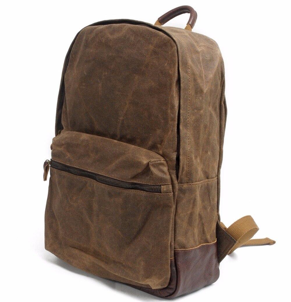 2016Men 's batik casual casual shoulder bag crazy horse leather backpack travel bags waterproof trend retro canvas bag 62259 2016men s batik casual casual shoulder bag crazy horse leather backpack travel bags waterproof trend retro canvas bag 62259