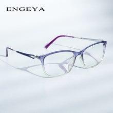 Oprawki okularowe TR90 moda jasne okulary Noughts Zero komputer krótkowzroczność nadwzroczność okulary korekcyjne F003
