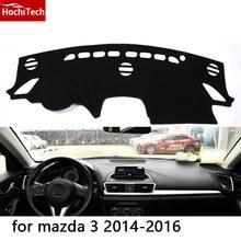 HochiTech for mazda mazda 3 2006 2016 dashboard mat Protective pad Shade Cushion Photophobism Pad car