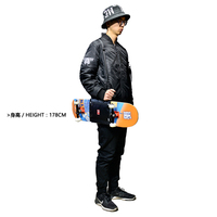 free shipping skate board bag 21*25 bag