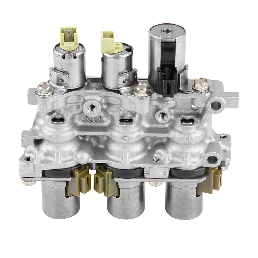 4F27E Transmission Solenoid Block Pack for Bottom Valve Body 5 Speed Automat for Ford for Mazda for the FNR5 5 Speed Main Valve