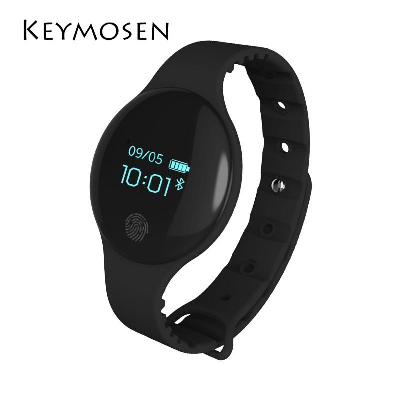 Bluetooth Astuto Della Vigilanza di Sport Pedometro Macchina Fotografica Smartwatch Per Apple Android Smartphone Sport Orologio Da Polso Impermeabile