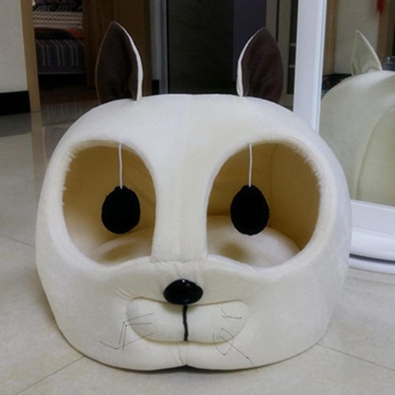 Doux chaud chat maison Pet produit pour petit chien chiot chenil canapé-lit chat sacs de couchage Pet chien lapin nid chat litières tente chien