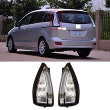Capqx 1 шт. для Mazda 5 Mazda5 2008 Задний стоп-сигнал светильник хвост светильник задний фонарь стоп светильник taillamp в сборе