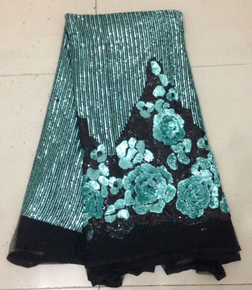 African Lace With Sequins,Embroidery Textile Lace Fabric,African French Lace Fabric High Quality lace for wedding qc001African Lace With Sequins,Embroidery Textile Lace Fabric,African French Lace Fabric High Quality lace for wedding qc001