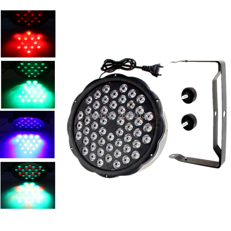 Niugul LED 54x3W RGBW LED Flat Par RGBW Color Mixing DJ Wash Light Stage Uplighting Party KTV Disco DJ DMX512 Par LED Light LampNiugul LED 54x3W RGBW LED Flat Par RGBW Color Mixing DJ Wash Light Stage Uplighting Party KTV Disco DJ DMX512 Par LED Light Lamp