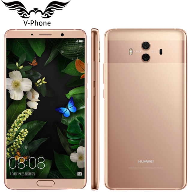 Huawei Mate 10 Mobile Phone Android 8.0 4G 64G Dual Rear Cameras...
