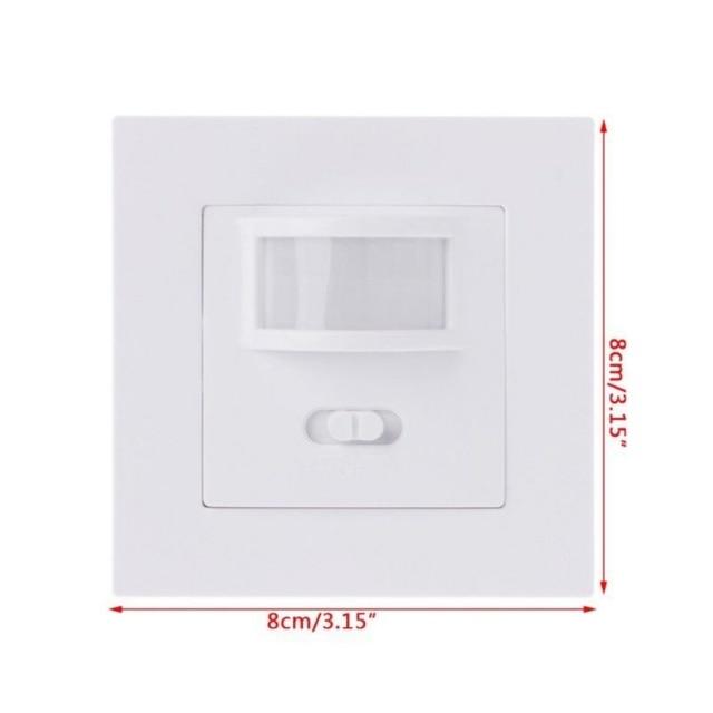 motion sensor switch ac110v 220v security light control ir infrared rh aliexpress com