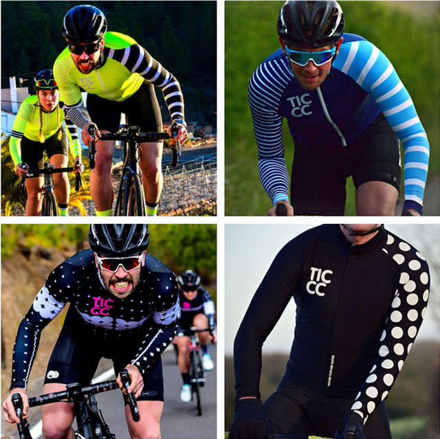 צוות Mens ללכת פרו ארוך שרוול אופניים בגדי אביב סתיו אופני בגדי רכיבה על אופניים ג 'רזי לנשימה חולצה Ropa Ciclismo מאיו