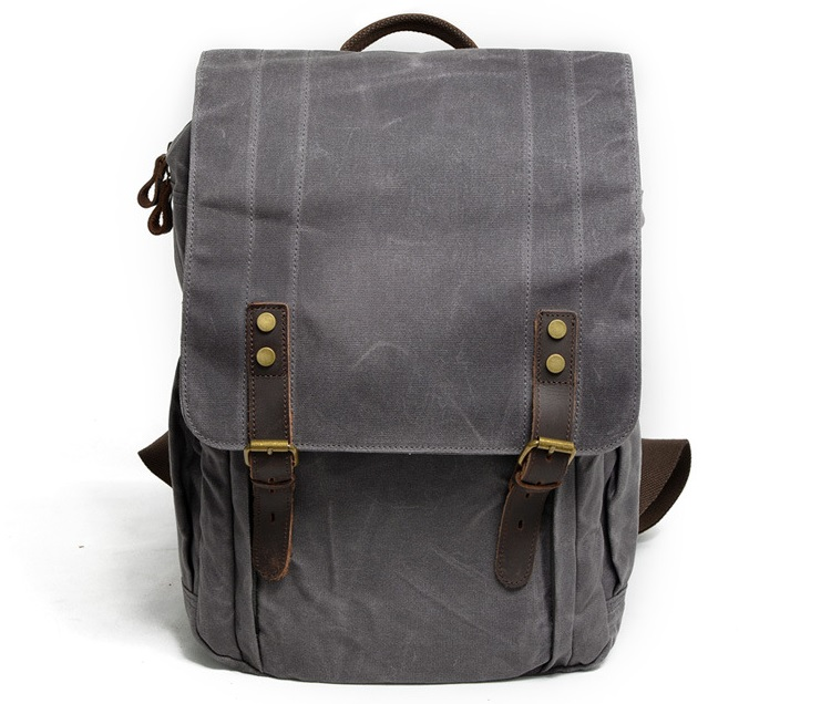 China canvas backpack vintage Suppliers