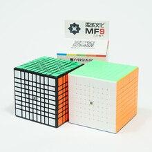 MoYu Original MF9 9x9x9 Cube magique MofangJiaoshi Cube 9 couches 9×9 vitesse Puzzle Cubes forme torsion jouets éducatifs