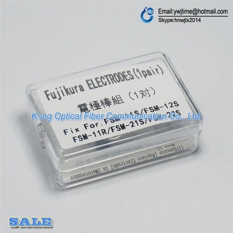 Fujikura ELCT2-12 Optical Fiber Fusion Splicer Electrodes (1)