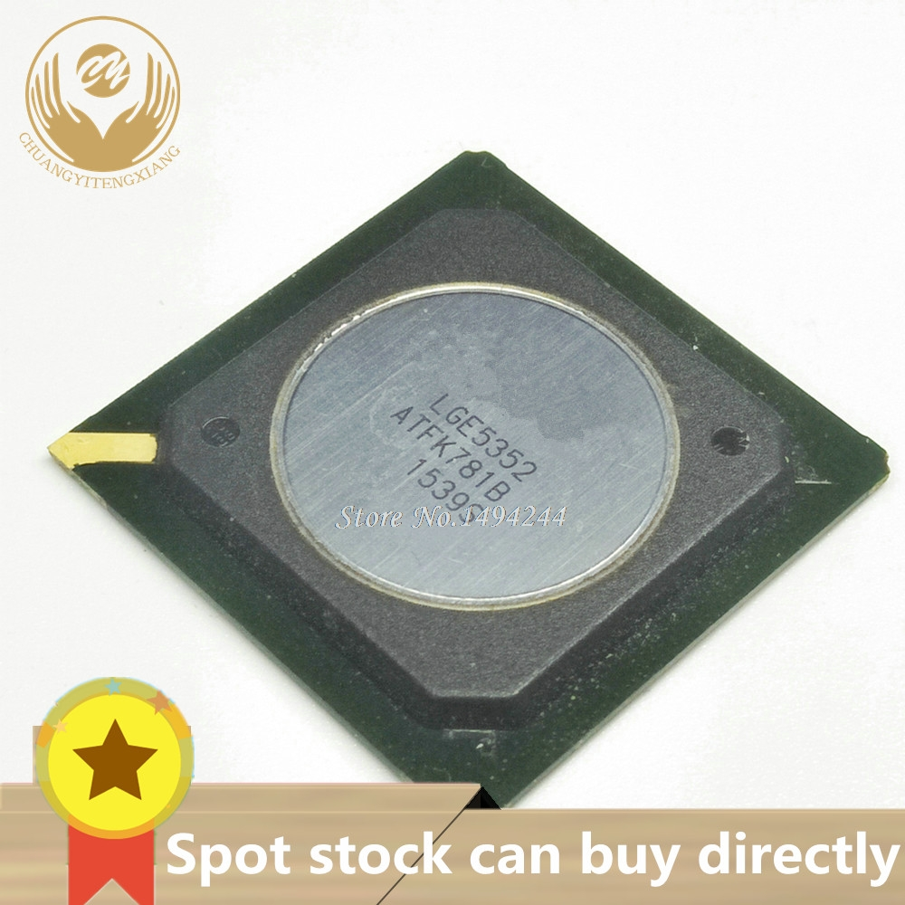 Spot LGE5352 E5352 LCD chip BGA 5PCS LOT
