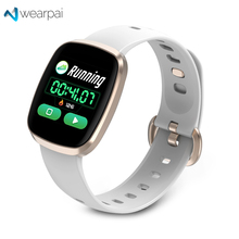 Купить с кэшбэком Wearpai GT103 Smart watch full screen touch fitness tracker blood pressure Monitor watches heart rate smart sports watch for men