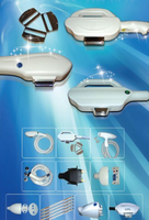 Various ipl shr opt handle elight handle for hair removal and skin rejuvenation for sale with factory price