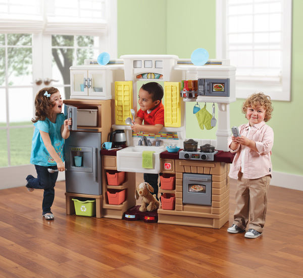 step2 kitchen toys small 8219 - Step2 Kitchen