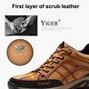 Battlefield Boots Genuine Leather Men's Shoes 1