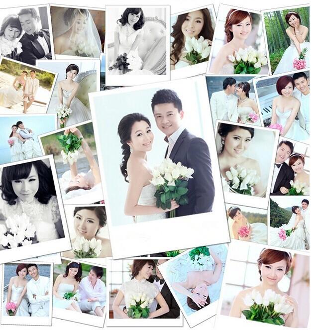 Hoa hồng HH-171: Ảnh do khách hàng chụp sử dụng trong đám cưới