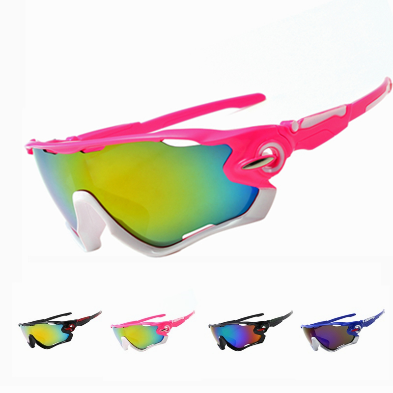 Cycling Glasses UV400 Men Women Bicycle Goggles Glasses MTB Sports Sunglasses Hiking Fishing Running Eyewear Windproof Gafas(China)
