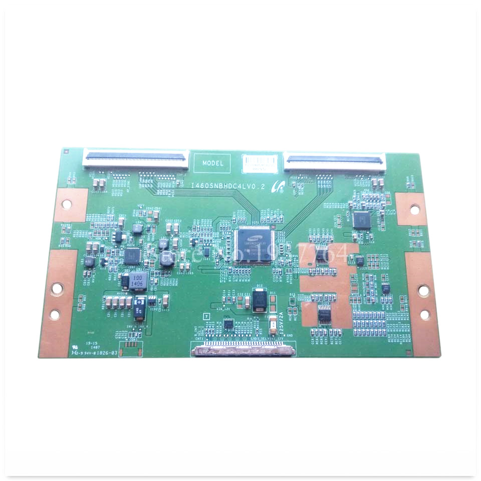 good working High-quality for original second-hand LTI460AN01 I460SNBHDC4LV0.2 logic board original eicon diva server 4bri 8m pci 810 407 01 selling with good quality