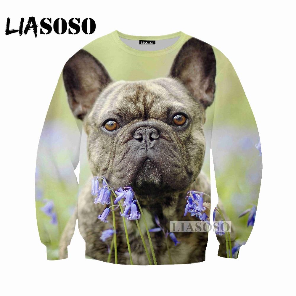 3d Cute Cartoon French Bulldog Fashion Men Women Zipper Hoodies Jacket Casual Long Sleeve Zip Up 3d Hooded Sweatshirt Tracksuits Hoodies & Sweatshirts