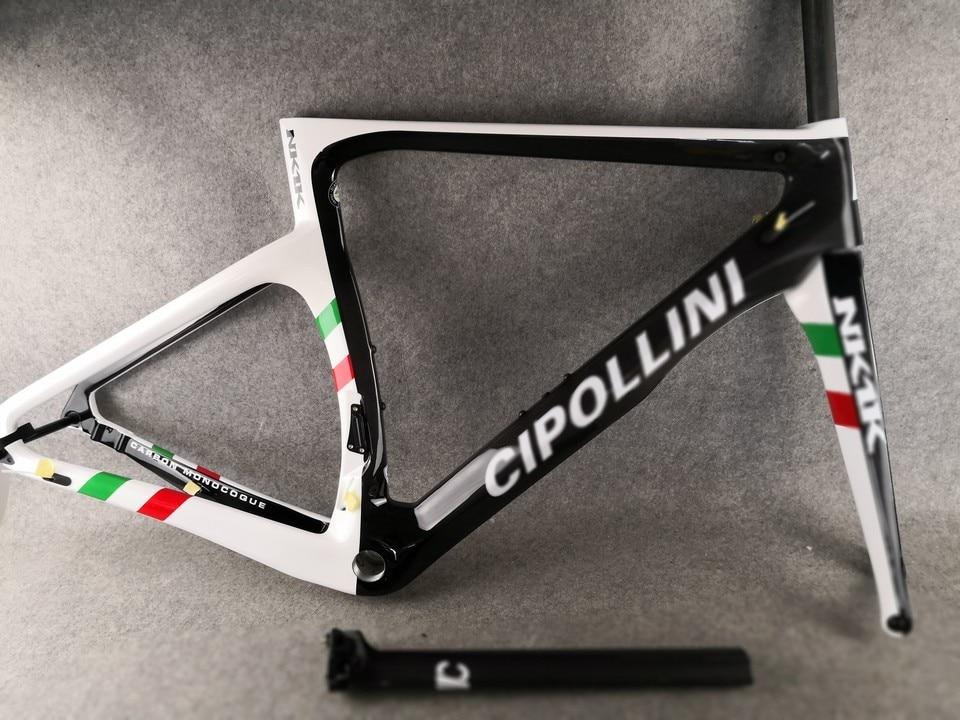 NK1K World Champion Disc disk brake Cipollini NK1K Carbon Road Frame Bike DISK carbon bicycle frame