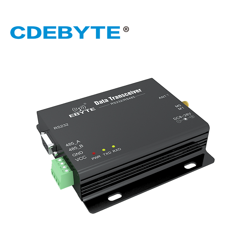 Image 2 - E34 DTU 2G4H20 Frequency Hopping Long Range RS232 RS485 nRF24L01P 2.4Ghz 100mW uhf Wireless Transceiver Transmitter Receiver-in Communications Parts from Cellphones & Telecommunications
