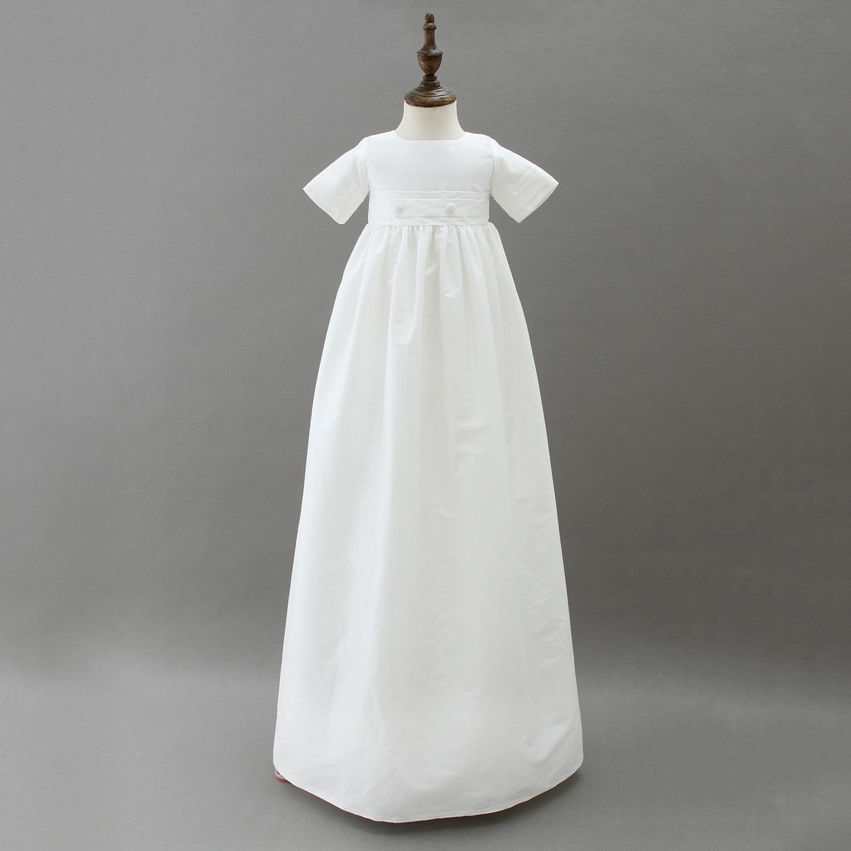 73f9c14d2e2b0 Aliexpress.com : Buy 2P Toddlercs boy Baby Girls Christening Gowns Newborn  Baptism Long Trailing Dress For Princess Infant 1 Year Birthday Party Wear  ...