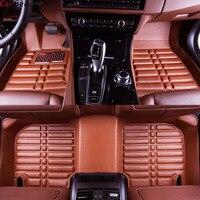 Car Believe Auto car floor Foot mat For ford fusion s max focus mk3 fiesta 2007 kuga 2008 mondeo 4 waterproof accessories carpet