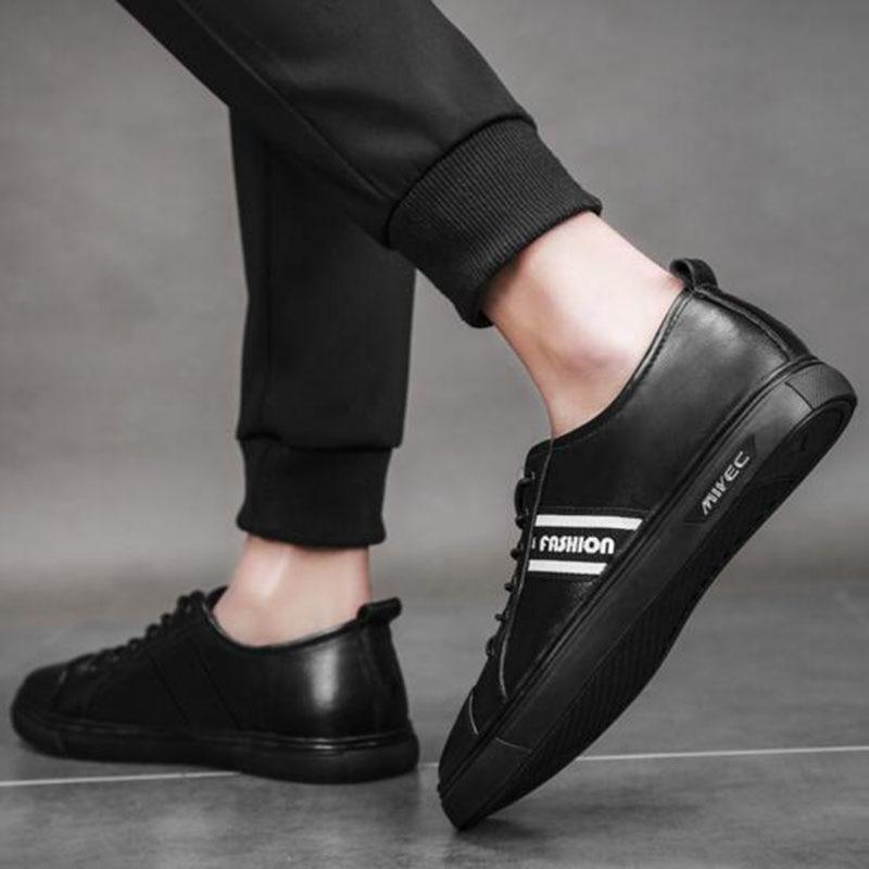 Zapatos ocasionales respirables planos de los hombres de la venta - Zapatos de hombre - foto 2