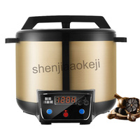 Stainless steel Black garlic fermentation machine liner Intelligent black garlic machine Smart garlics making machine 220v90w1pc|Food Processors| |  -