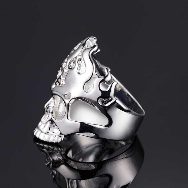 แหวน925เครื่องประดับแฟชั่นของขวัญแหวนเงินPJ215