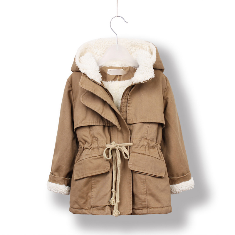 wool coats kids Picture - More Detailed Picture about Autumn ...