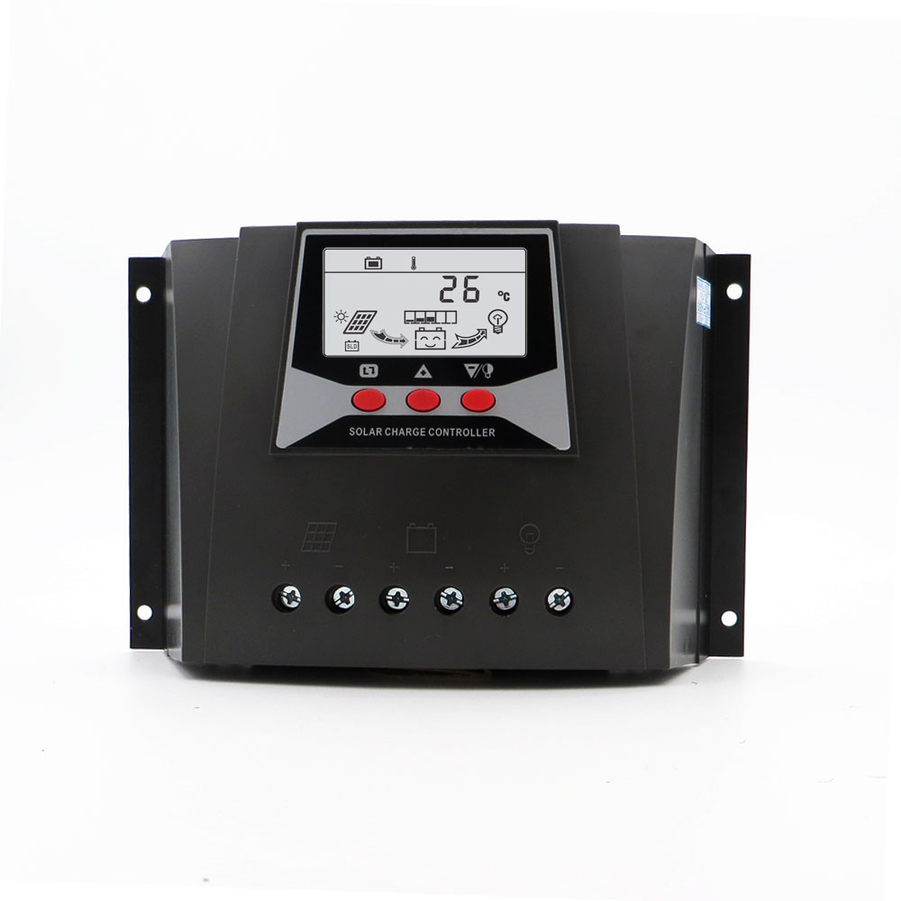 Solar Charge controller 50A 12/24/36/48V 50AMPS PWM Charger Regulators  Auto Backlight LiFePO4 lithium Battery 3.2V 3.7VSolar Charge controller 50A 12/24/36/48V 50AMPS PWM Charger Regulators  Auto Backlight LiFePO4 lithium Battery 3.2V 3.7V