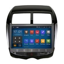 """10.2 """"Quad Core 5.1.1 Pure Android navegación GPS Del Coche para Mitsubishi ASX RVR Outlander Deporte Citroen C4 Aircross Puegeot 4008GPS"""