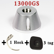 13000GS tag remover magnet EAS System Golf Detacher Security Lock For Supermarket Clothes store free shipping
