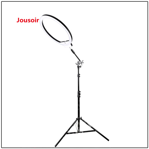 YONGNUO 308 LED Selfie Ring Light 3200K 5500K CRI95 for Live Video Photography Studio Lighting Uniform Soft Light Panel CD30