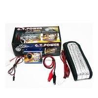 GT Power 7.4 12V RC Tire Warmer With Temperature Controller for radio control hobby cars