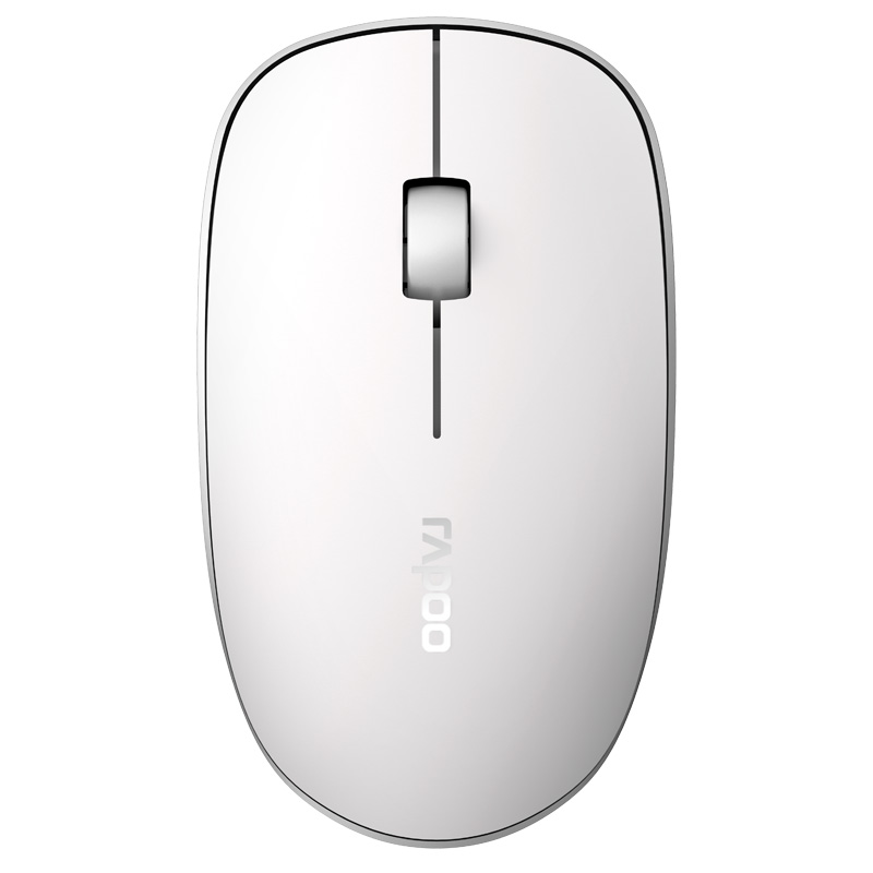 RAPOO M200 Silent Wireless Optical Mouse laptop usb Bluetooth3 0 4 0 and 2 4G 1300DPI