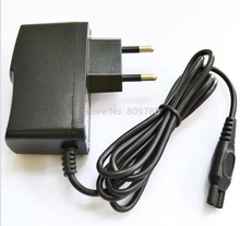 High quality 100PCS 15V 360mA & 380mA 2 Prong EU Wall Plug AC Power Adapter Charger for PHILIPS Shaver HQ8505 HS8020 HQ8875 S20
