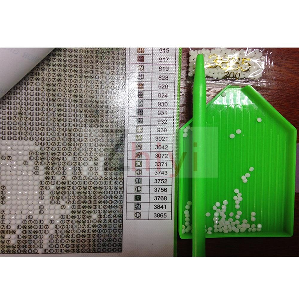 3d алмас кестелеу дін белгісі - Өнер, қолөнер және тігін - фото 4