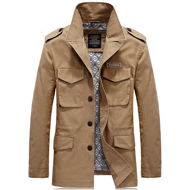 SIMWOOD Brand Jackets New 2019 autumn Jacket Men Thin Windbreaker Fashion Casual Black Coats Slim fit