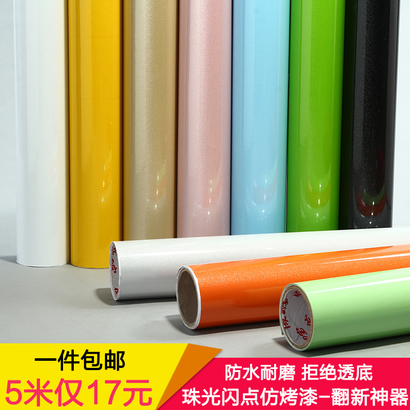 Image 1 - kitchen vinyl wallpaper home improvement quality pvc self adhesive  furniture wallpaper modern kitchen  waterproof wall sticker-in Wallpapers from Home Improvement