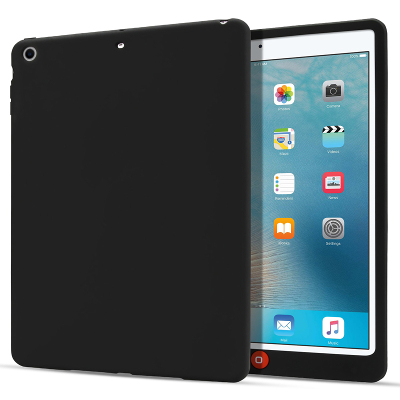 Newest Kids Safe Clever Silicon Anti fall Tablet Back Case for iPad mini Slim Soft Back Smart Cover for iPad mini1 2 3 7 9 inch in Tablets e Books Case from Computer Office