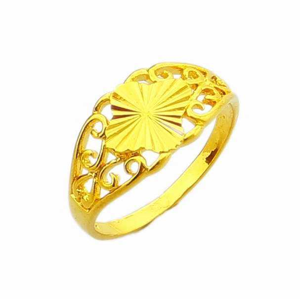 Free Shipping online shopping india women jewelry gold color rings