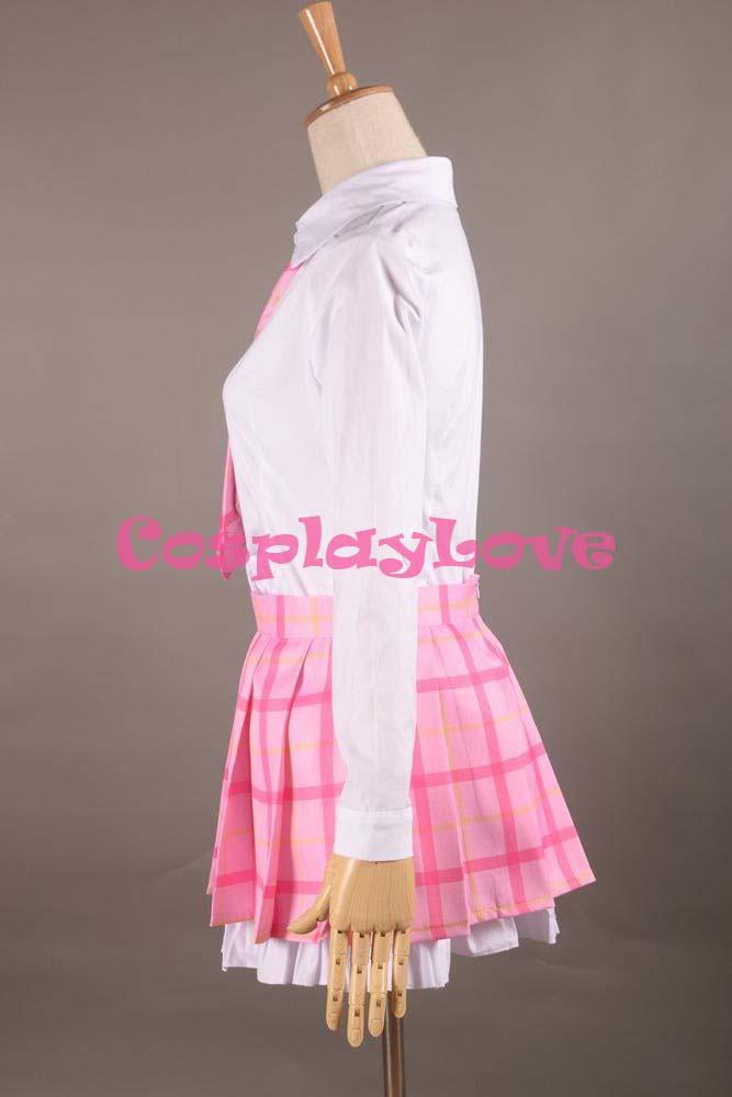 Noragami Kofuku Dress Cosplay Costume (7)