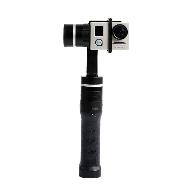 BeStableCam HORIZON HG3 360 Degree Rotation Handheld Gimbal for GoPro HERO 4 3+ HERO3 Xiaomi yi SJ Action cameras F19341